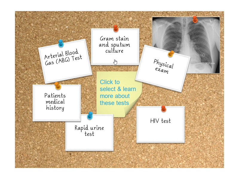 Lung Cancer Pneumonia Tests